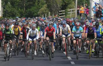 tips for your first sportive
