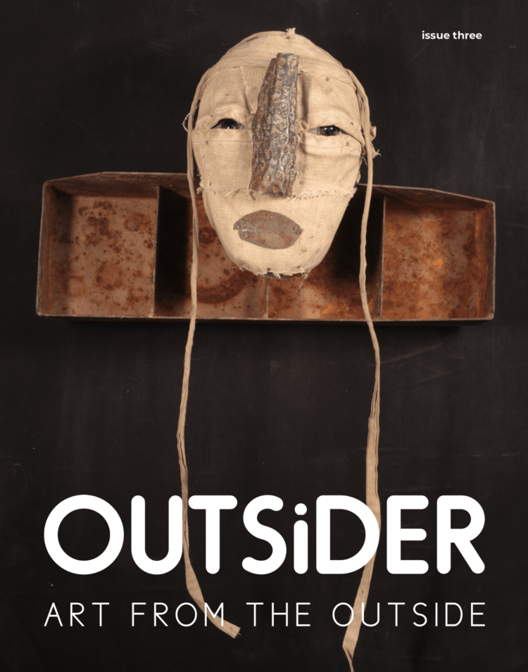 Outsider Art Magazine Issue Three