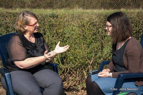 Susanne Winkel (tv.) og Grethe Nielsen (th)_01