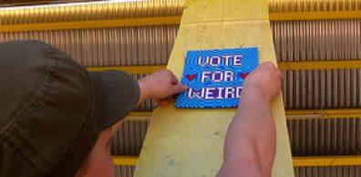 Vote for weird 4