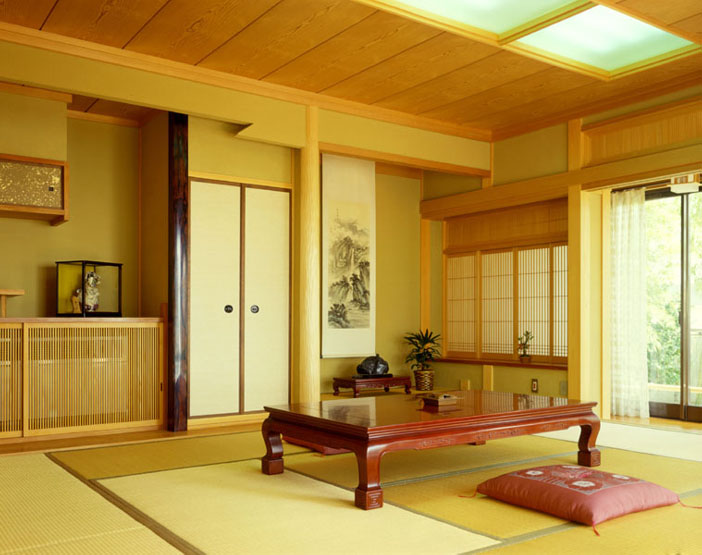Living Room Design Japan