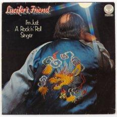 LF Rock n roll singer