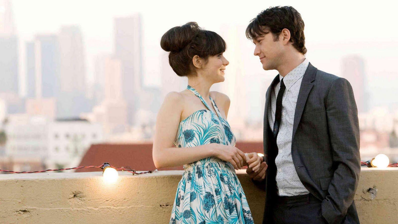 【電影。推薦】《戀夏500日》為愛受的傷,完整了我們的過往 –  陪你面對搞砸的人生