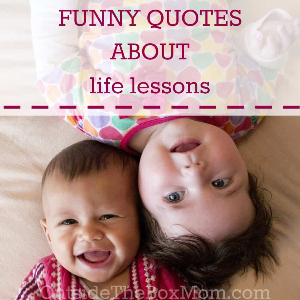 Silly Sayings About Life