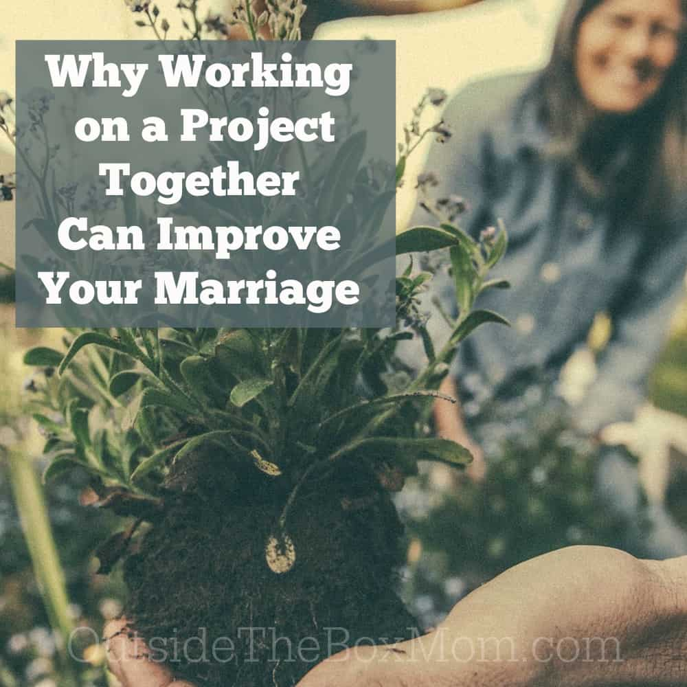 Marriage Advice Why Working On A Home Improvement Projec