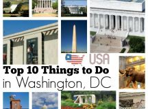 Top 10 Things to Do in Washington, DC - Working Mom Blog ...