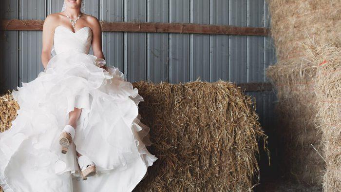 Western Style Wedding Dresses  Outside The Box Wedding