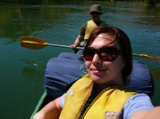 In our Canoe