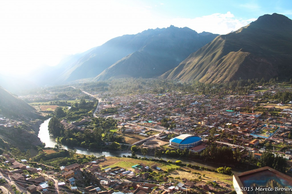 Urubamba Peru