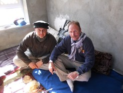 Linzy & Shearman @ ISU Safe House in Wardak