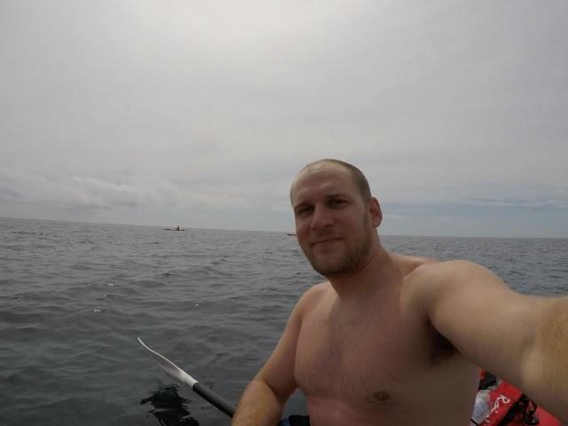 kayaking ecosport sardinia