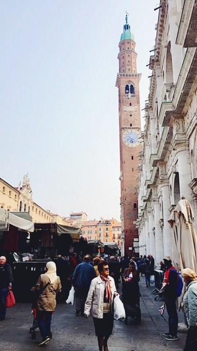 Vicenza basillica