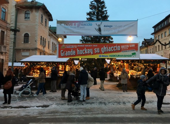 Asiago Christmas Market