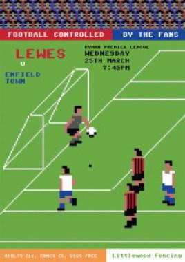 Lewes FC - fan owned Credit: LewesFC.com