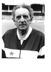 Legendary Notts County manager Jimmy Sirrel