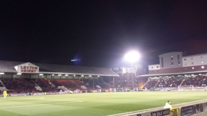 Brisbane Road, home of Leyton Orient