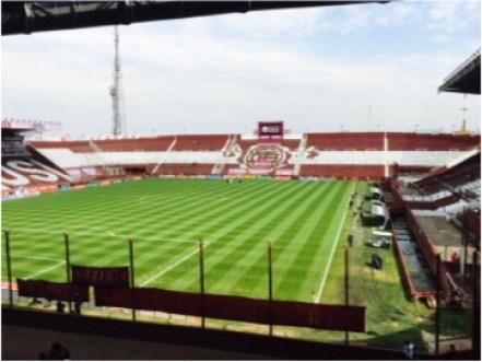 Lanus stadium