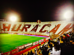 Huracan stadium