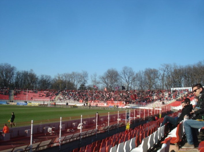 Balgarska Armia Stadium