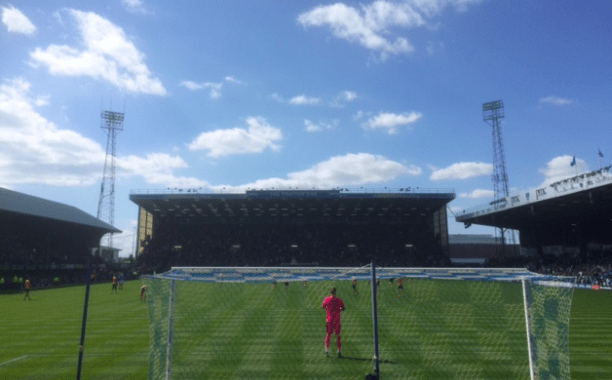 Fratton Park Portsmouth