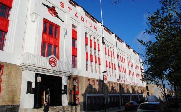 Highbury Stadium Arsenal