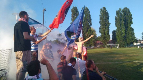 White Angels Zagreb ultras