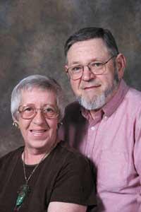 Irene Black and Ford Nashett