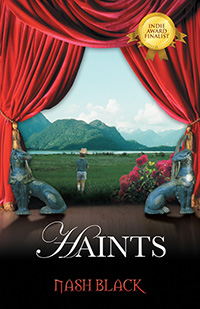 Haints, by Nash Black, Finalist in the Short Story-Fiction Category