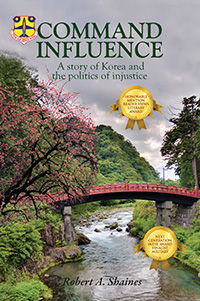Command Influence book cover