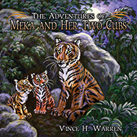 The Adventures of Meka and her Two Cubs