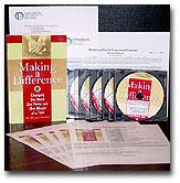 self publishing cd media press kit