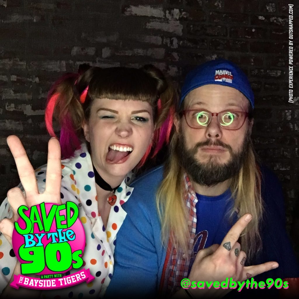 Saved by the 90s @ Brooklyn Bowl on February 23, 2018
