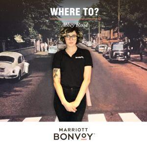Marriott Bonvoy Launch: Abbey Road Experience Still Photo