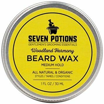 Seven Potions - Beardwax - Medium Hold