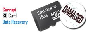 micro sd card repair
