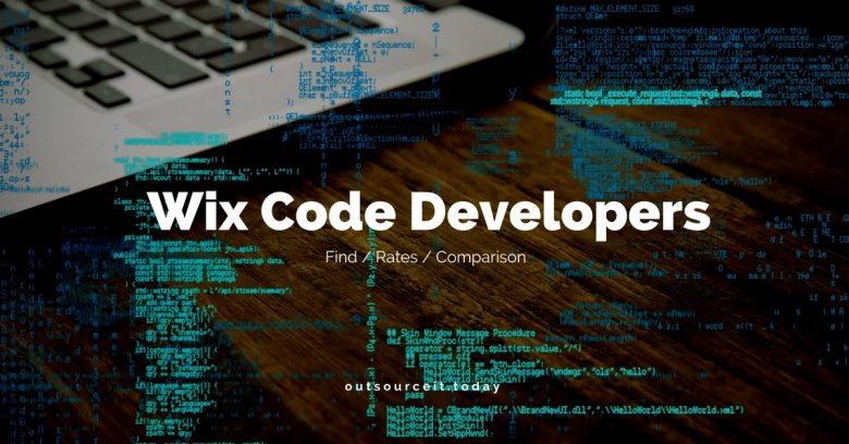 How to find Best Wix Corvid Developers in 2019 – Outsource IT ...