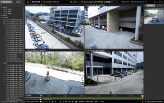 HONEYWELL DIGITAL VIDEO MANAGER
