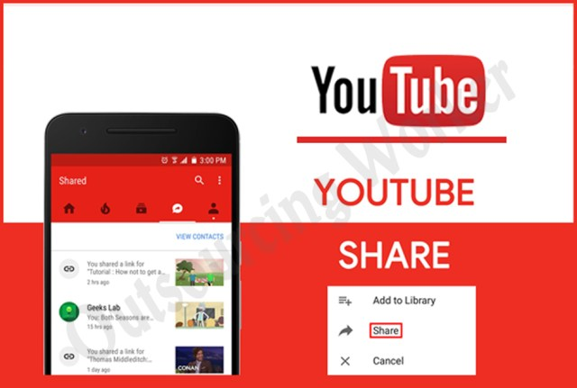 I will 100+ Real Youtube Video Share