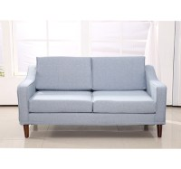 Sofa Couch Chaise Lounge Living Room Modern Loveseat ...