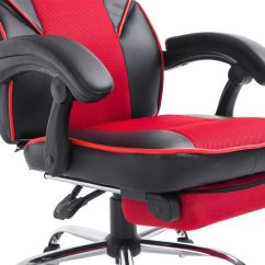 Swivel Chair For Car Mount Keyboard Tray Canada High Back Office Gaming Race Style Pu