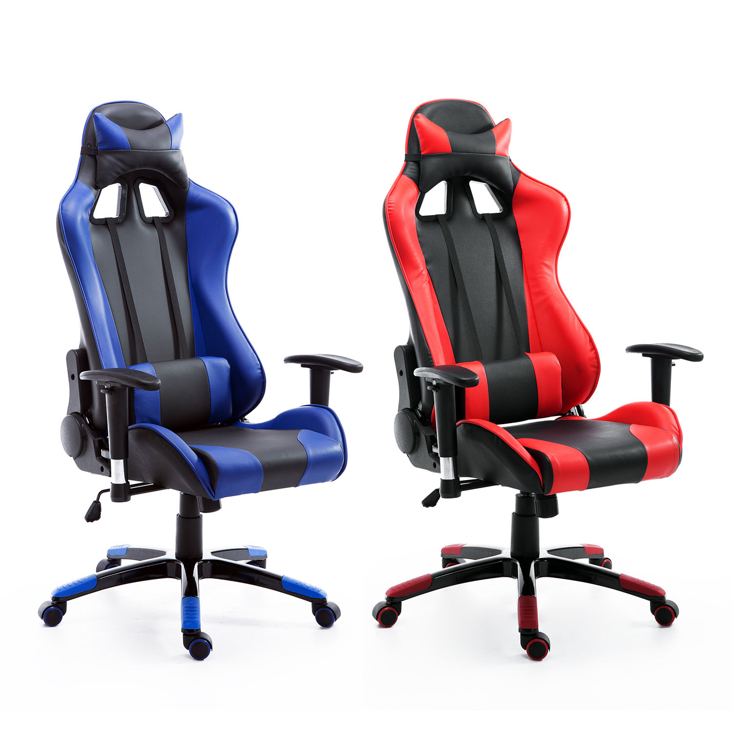 gaming chair ebay cast iron and table set ergonomic racing high back office executive
