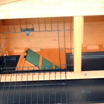 """40"""" -frame Wood Wooden Rabbit Hutch Small Animal House"""
