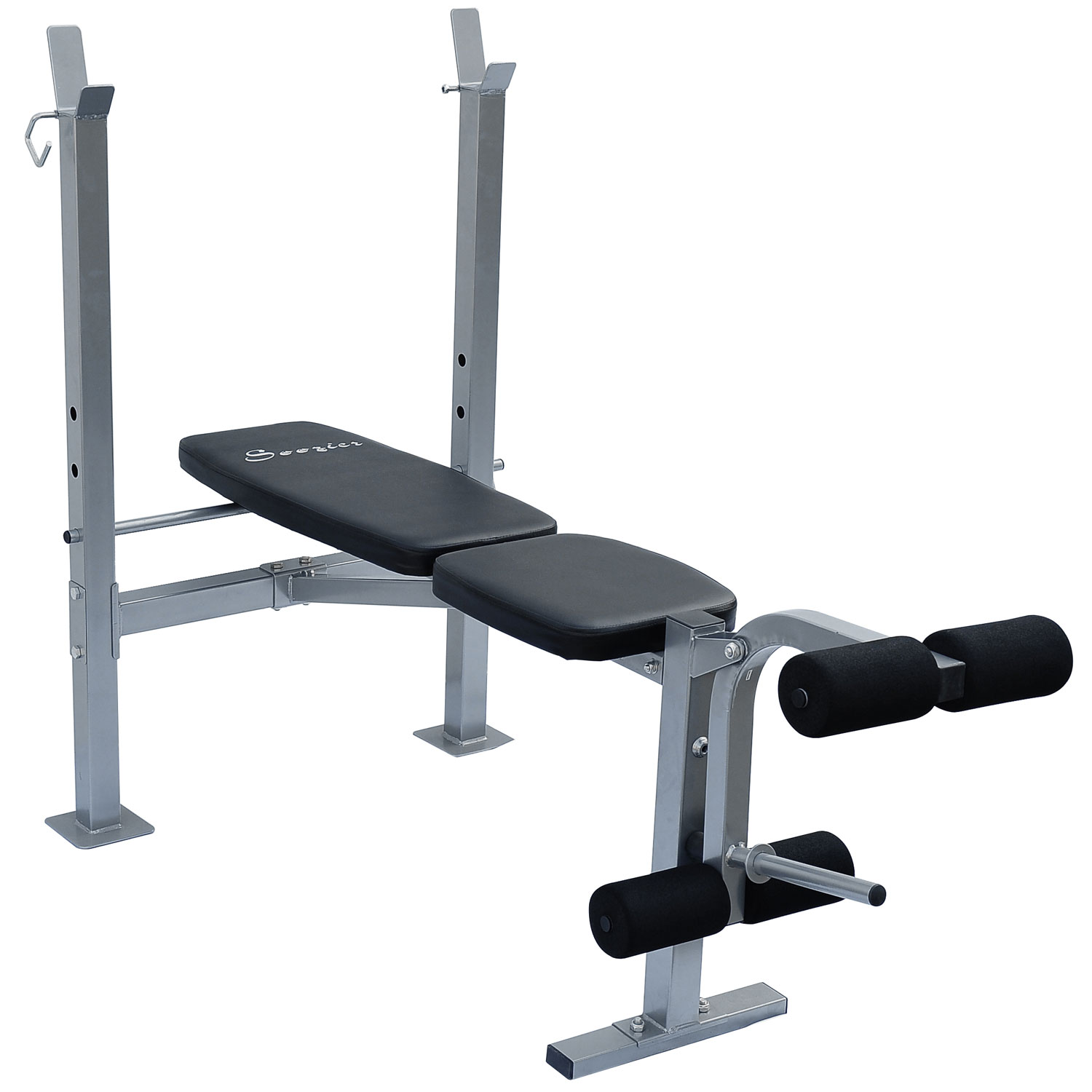 gym bench press chair xl zero gravity adjustable weight barbell incline flat lifting