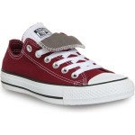 CONVERSE All star double-tongue low-top trainers $73 selfridges.com