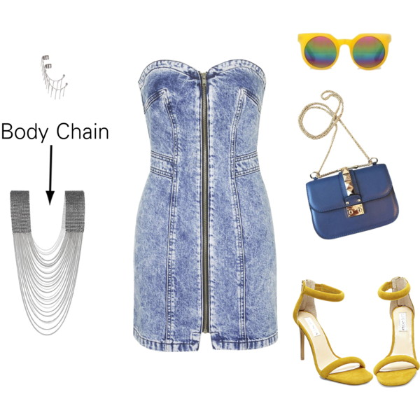 The Vintage Effect: Cool Denim Styles!