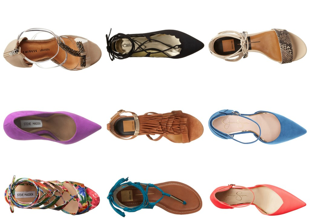 Spring Preview: Must Have Fashion Shoes!