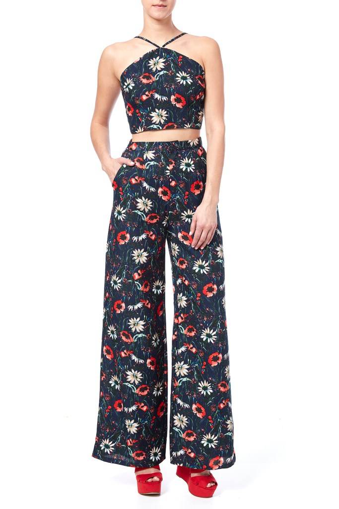 The Daily Find: Floral Two Piece Set!