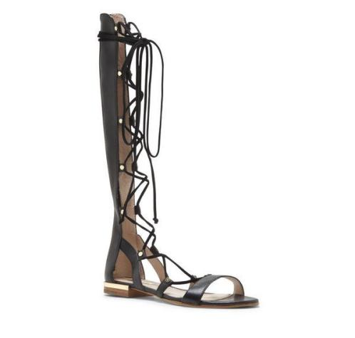 Louise et Cie Kaelyn - Lace-Up Tall Gladiator Sandal