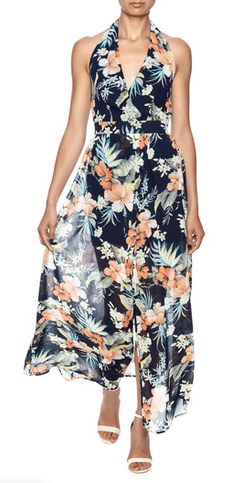 Xtaren Floral Maxi Dress $35.99 |Buy Here|