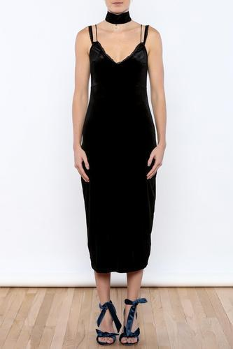 Today's Fashion Find: Velvet Cami Dress